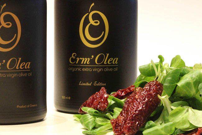 Organic extra virgin olive oil Erm'Olea | Olive Oil Market