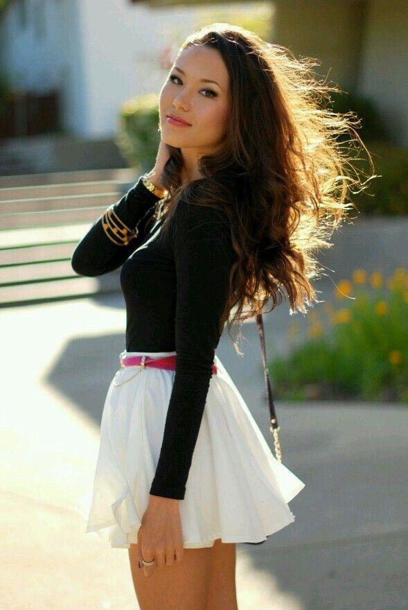 Jessica Ricks Fashion Cute Fashion Style