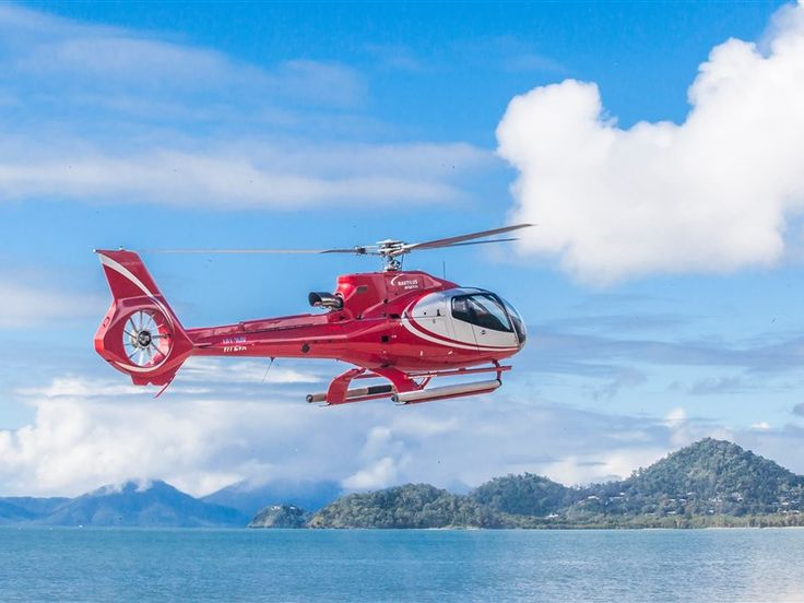 Nautilus Aviation has been operating as a privately-owned and operated luxury charter company since 1988. With bases in both Cairns and Townsville, their fleet is one of the largest and most versatile in north Queensland.