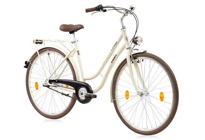 Tretwerk Direkt Gute Rader Nostalgie Triple Citybike 28 Zoll Damen