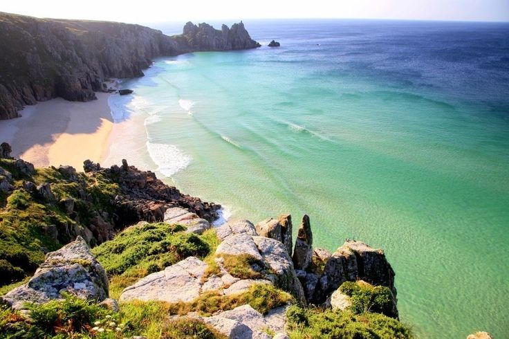 Pedn Vounder, Cornwall | 33 Beaches You'd Never Believe Were In Britain