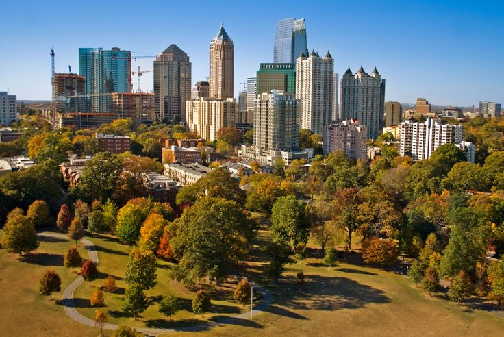 AtlantaSandy SpringsRoswell, Atlanta skyline