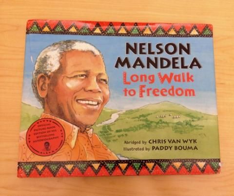 An analysis of nelson mandela in his book long walk to freedom