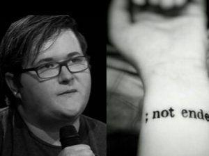 Cronaca: #Addio a #Amy Bleuel aveva ispirato il tatuaggio punto e virgola contro la depressione (link: http://ift.tt/2nPgwGI )