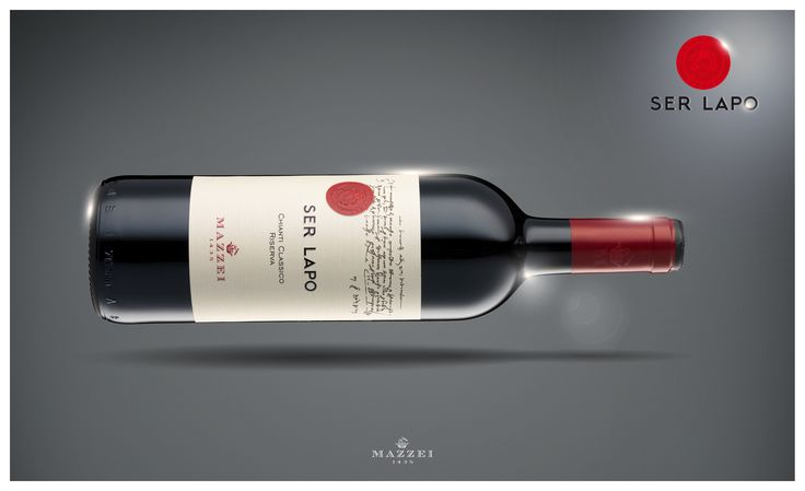 """Ser Lapo"" is an outstanding Chianti Classico that celebrates the notable ancestor Ser Lapo, author of the first official document mentioning ""Chianti wine"". @marchesimazzei #‎wine‬ ‪#‎marchesimazzei‬‬‬‬‬ ‪ ‬‬‬‬‬‪#‎tuscanwine‬‬‬‬‬ ‪#‎winelover‬‬‬‬‬ #fonterutoli"