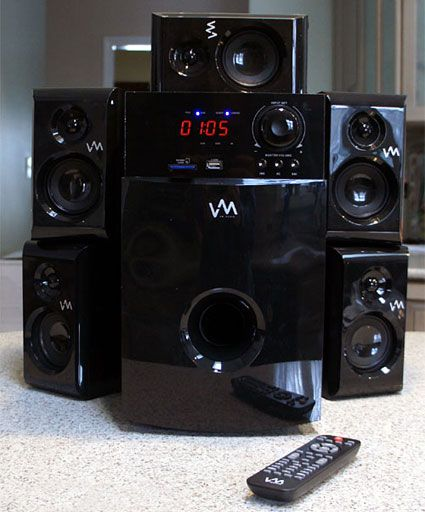 VMinnovations audtio 5.10 Home Surround Sound System