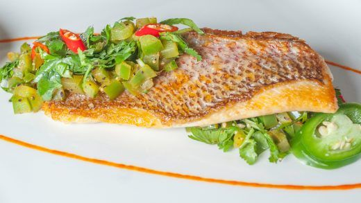 Beirut Spicy Snapper