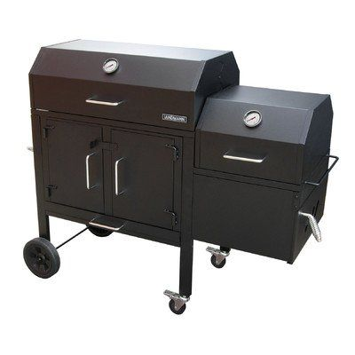 Bundle-67 Black Dog 42XT Charcoal Grill and Smoker (2 Pieces) - http://www.outdoorcookinggrills.com/bundle-67-black-dog-42xt-charcoal-grill-and-smoker-2-pieces/