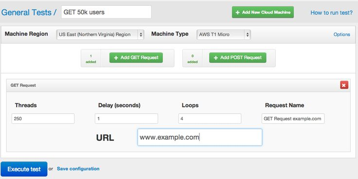 Cloud Load and Performance Testing with JMeter - Run Load Test For Free with Thousands of Concurrent Users