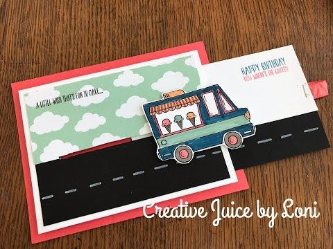 Sale-A-Bration is in full swing at Stampin' Up! and each Monday I'm showcasing a product you can earn FREE* on my  Creative Juice Facebook P...