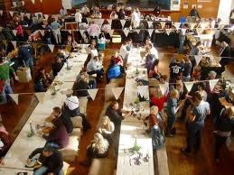 city bowl market, saturday 10-2