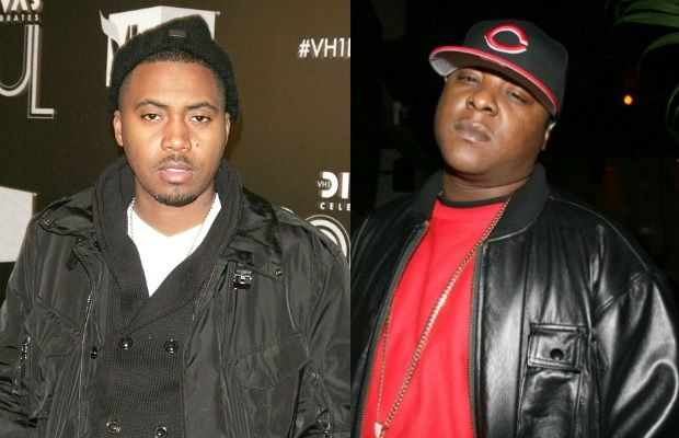 """Nas and Jay-Z Passed on """"We Gonna Make It"""""""