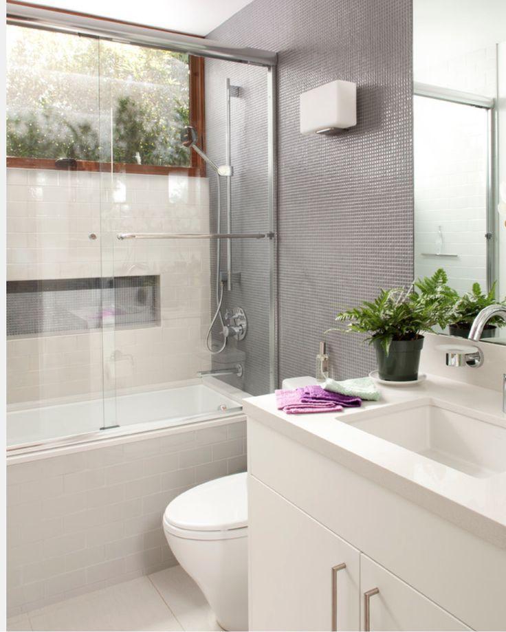 from Houzz | Small bathroom, Bathroom design small ...