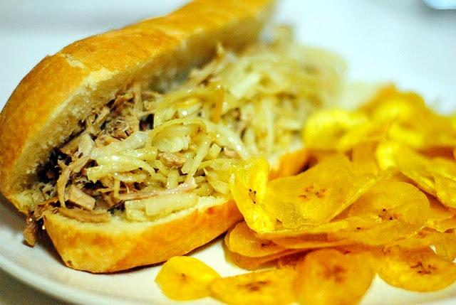 Pan con Lechon recipe (Cuban Pork Sandwich)…best ever!!! christmas eve leftover pork for lunch