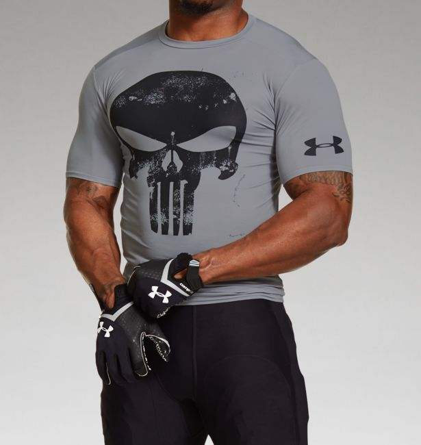 Men's Under Armour® Alter Ego Punisher Team Compression Shirt