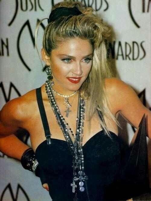 Madonna 1980s Costume