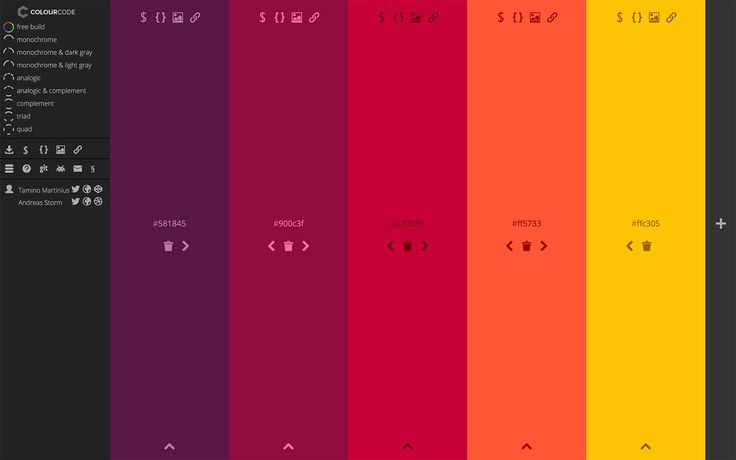 The 25 best color palette generator ideas on pinterest - Living room color palette generator ...