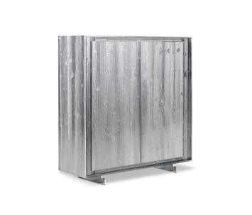 Privacy Cabinet by Alessio Bassan for Capo d'Opera.