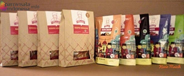 Keripik Maicih - Keripik Singkong Maicih Kuliner Pedas Asal Bandung