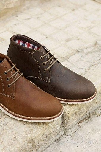 Men's Shoes - boots jandals shoes - Next Chukka Boot