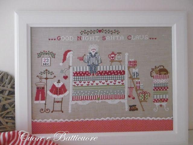 """Cuore e Batticuore: Babbo Natale di sangue blu?...""""Santa Claus on the Pea"""""""