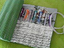 Iné tašky - Na veľkú kopu farbičiek - 4527496_