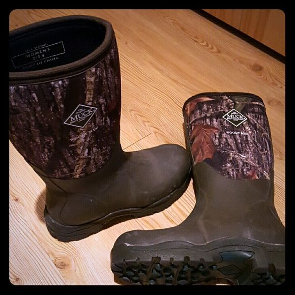 17 best ideas about Muck Shoes on Pinterest | Muck boots, Camo ...