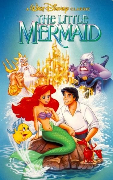 "Walt Disney's ""The Little Mermaid"""