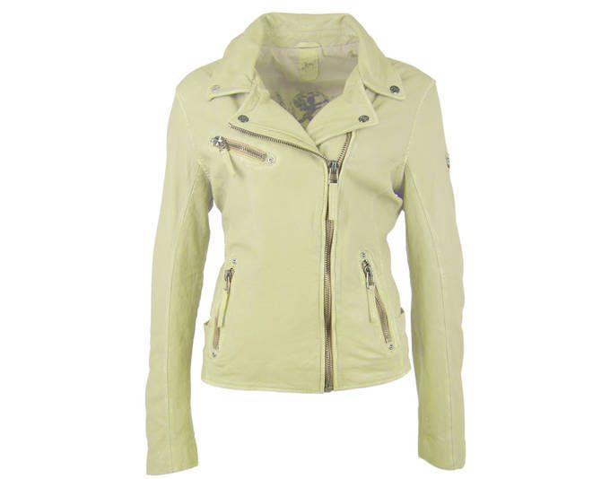 Gipsy Damen Lederjacke Bikerjacke Jacket PGG LULV (Perfecto) - Pale Yellow(XL) Jetzt bestellen unter: https://mode.ladendirekt.de/damen/bekleidung/jacken/lederjacken-und-kunstlederjacken/?uid=fe25ffcf-786a-5ae9-865c-843ef8ab9e3a&utm_source=pinterest&utm_medium=pin&utm_campaign=boards #kunstlederjacken #lederjacken #bekleidung #jacken Bild Quelle: de.allyouneed.com