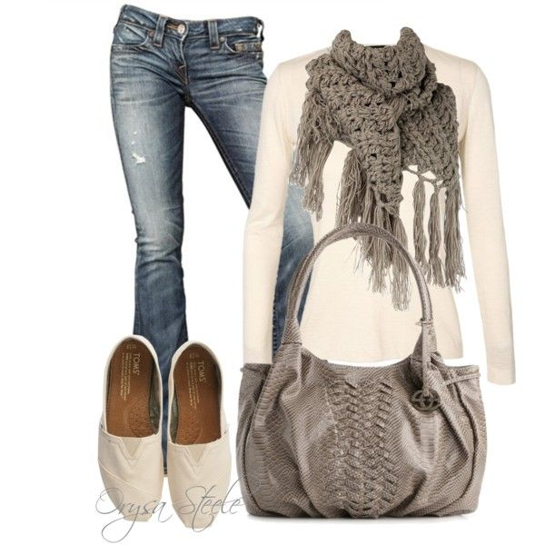 .: Casual Outfit, Fashion, Style, Tom Shoes, Clothing, Casual Fall, Jeans, Fall Outfits, Falloutfits