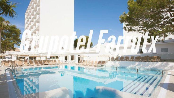 Hotel Grupotel Farrutx en Can Picafort, Mallorca, España. Visita Grupote...