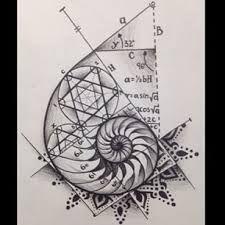 Image result for fibonacci tattoo