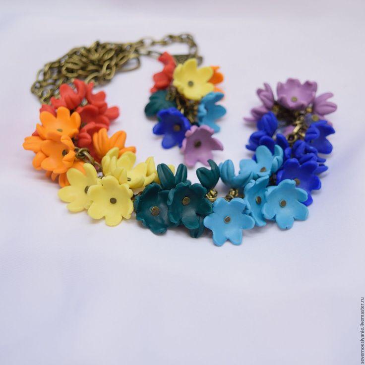 Купить Комплект Радуга - комбинированный, разноцветный, радужный, радуга, красный, оранжевый, желтый, зеленый, голубой