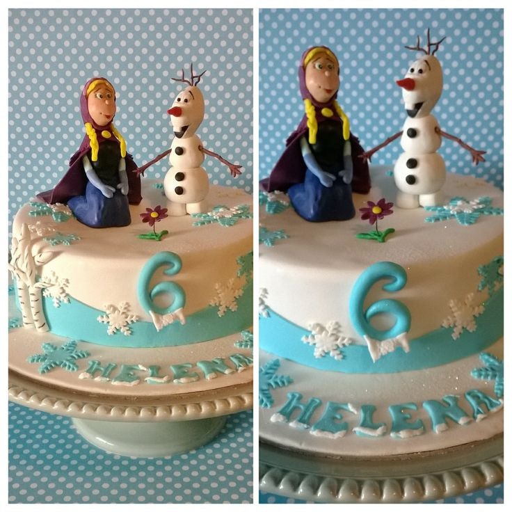 13 best Disney Frozen theme cake images on Pinterest Frozen