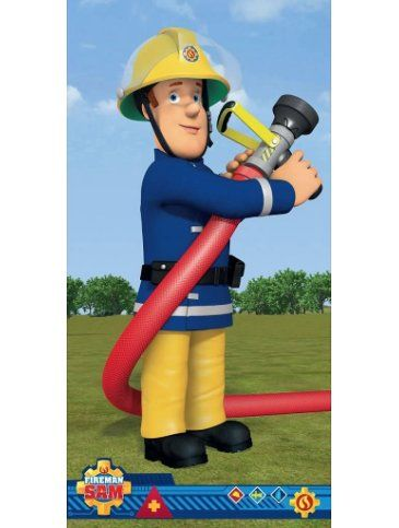 Brandweerman Sam Strandlaken