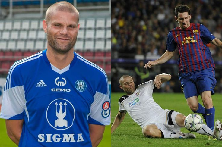Muere el futbolista eslovaco David Bystron