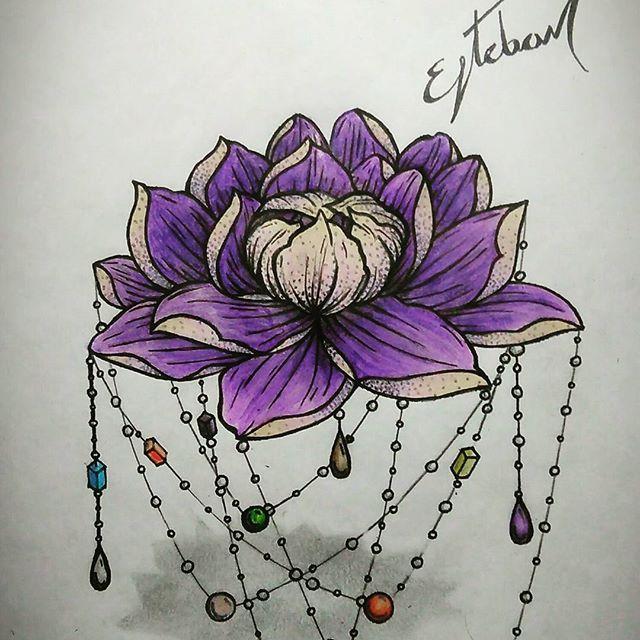 #lotto #flowers #tattoos #nature #EstebanPublicist