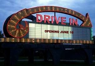 drive in theaters in indiana