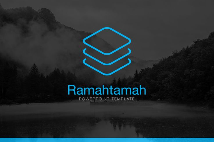 Ramahtamah PowerPoint Template by Angkalimabelas on @creativemarket