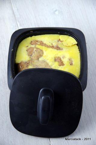 Terrine de foie gras, cuite au micro-ondes - Recette - Marcia 'Tack