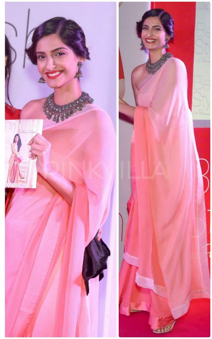 Sonam Kapoor in Pernia Qureshi: YaY or NaY? | PINKVILLA