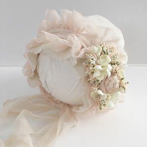 Image of Sarina Newborn Bonnet