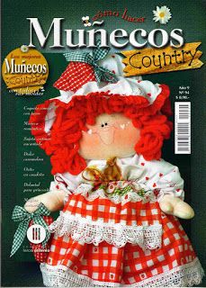 TODAS LAS REVISTAS DE MANUALIDADES GRATIS: Revista de muñecos country