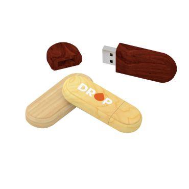 Clé USB bois 4G