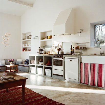 Mes caprices belges decoraci n interiorismo y - Cocinas con encanto ...