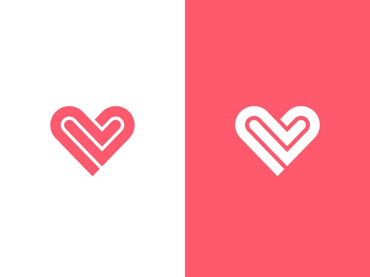heart v