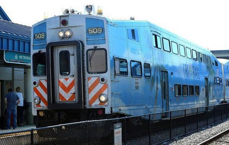 Miami-Orlando train track may host Tri-Rail commuter trains to downtown