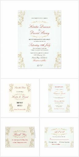 Wedding Stationery & Accessories Set 14