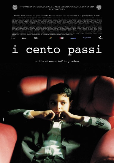 I cento passi, di Marco Tullio Giordana.  Bellissimo // Showing this Tuesday 27 May at #ROSSOCINEMA #Wandsworth. To book a table http://www.rossopomodoro.co.uk/promotion/rossocinema/