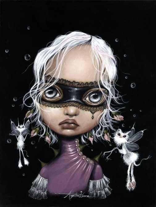 """Atlantis"" - Artist | Angelina Wrona"